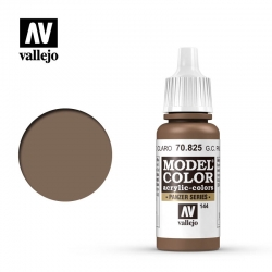 Vallejo Model Color 70.825 GERMAN CAMOUFLAGE PALE BROWN 17 ml