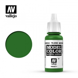 Vallejo Model Color 70.850 MEDIUM OLIVE 17 ml